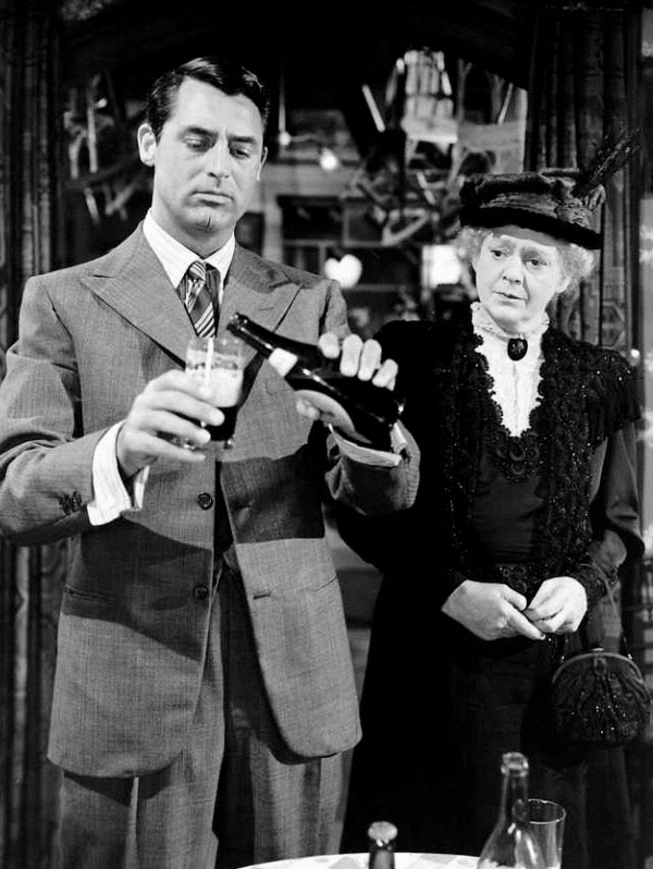 None but the lonely heart 1944 in the good old days for Cary grant first movie