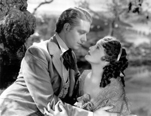 """Nelson-Eddy-and-Jeanette-MacDonald-–-""""Maytime""""-1937"""
