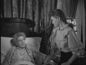 The Spiral Staircase 11 - Ethel Barrymore Dorothy McGuire