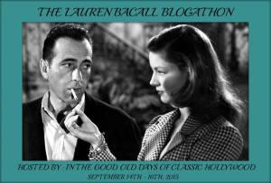 Lauren bacall blogathon