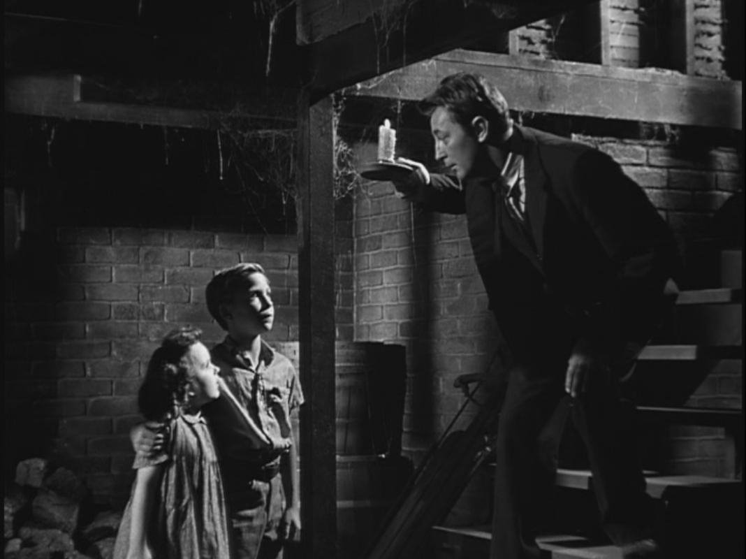 a report on the night of the hunter a 1955 film noir by charles laughton Movies the night of the hunter 1955, watch the night of the hunter online  favorite subtitles report 0 playing on  openload  charles laughton country: usa.
