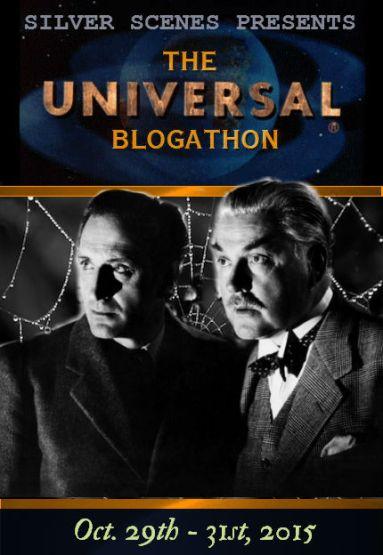 Universal Blogathon - Sherlock