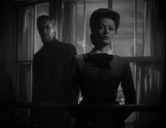 The Ghost and Mrs. Muir: one of my favorite romances