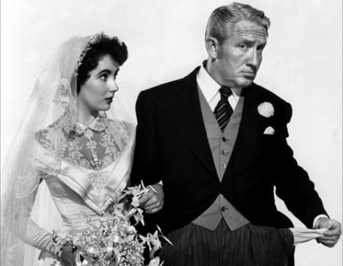 FATHER OF THE BRIDE ( 1950 ) – In The Good Old Days Of Classic Hollywood.