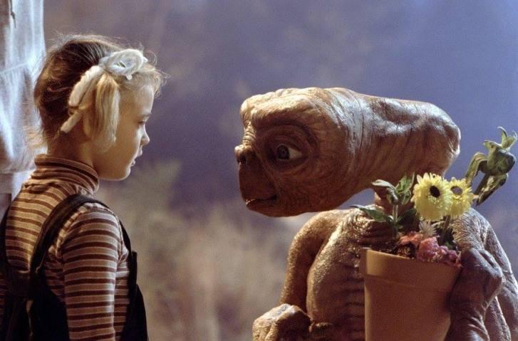 E.T. the Extra-Terrestrial (1982) ile ilgili görsel sonucu