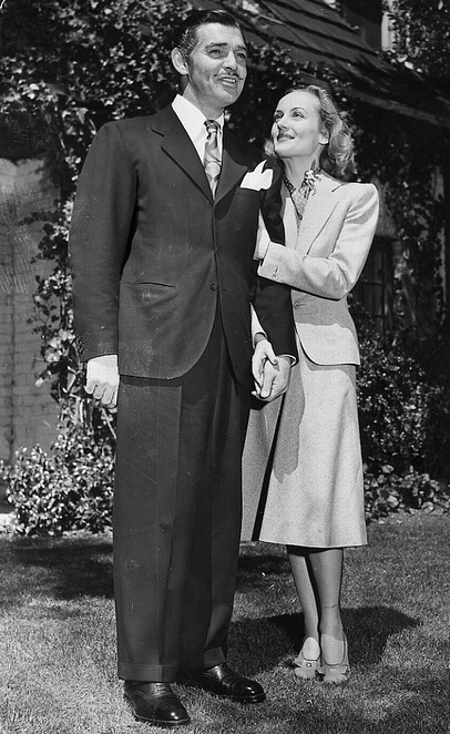 Who Was Clark Gable Married To