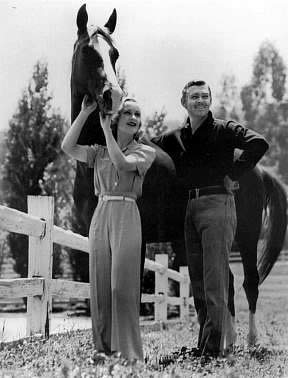 Saddlebred-CaroleLombardClarkGable