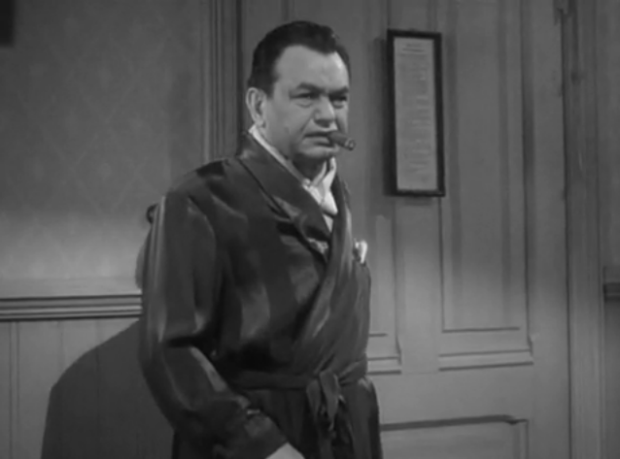 Edward G. Robinson Key Largo