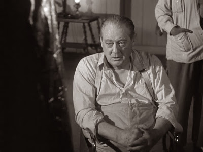 Lionel Barrymore in Key Largo (1948)