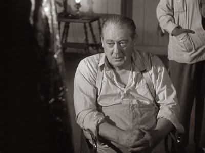 Lionel Barrymore in Key Largo (1948)