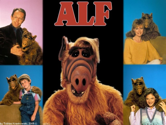 ALF and the Tanners - Wallpaper