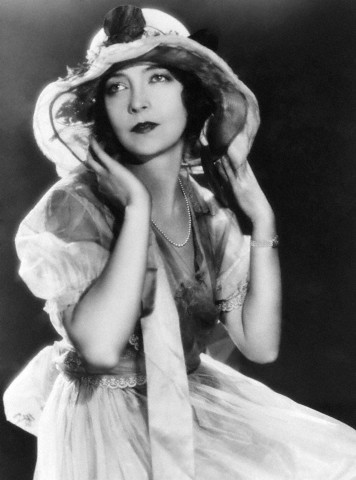 American actress Lillian Gish