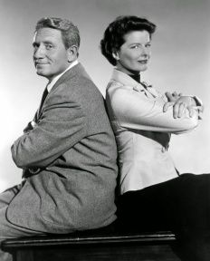 30 Spencer Tracy & Katharine Hepburn (Adam's rib, 1939)