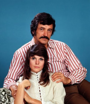 Susan Saint James and Rock Hudson in McMillan and Wife.2-2