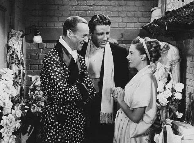 "Film ""Easter Parade"" (1948) Starring Fred Astaire and Judy Garland"