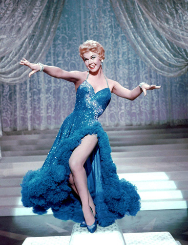 "Doris Day in ""Love Me or Leave Me"" 1955 MGM ** B.D.M."